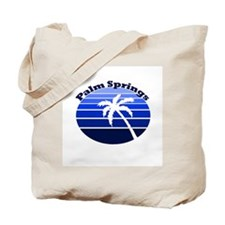 Palm Springs, California Tote Bag