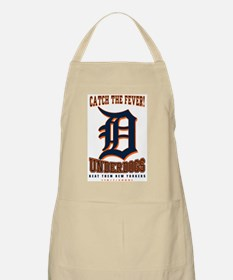 Catch The Fever - Ubderdogs BBQ Apron