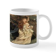 Lady Ophelia Mug