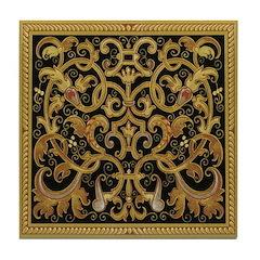 Spanish Ebony Tile Coaster