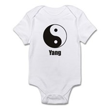 Yang Twin Infant Bodysuit