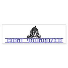 giant playing Bumper Bumper Sticker
