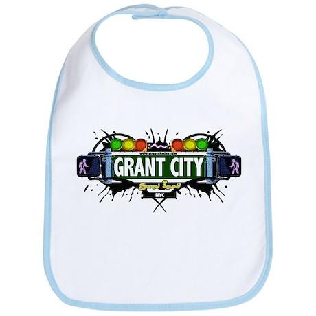 Grant City, Staten Island NYC (White) Bib