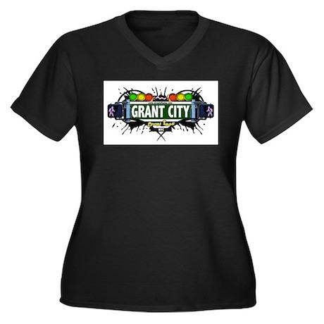 Grant City, Staten Island NYC (White) Women's Plus