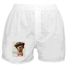 Slippery Rock Cigars Boxer Shorts