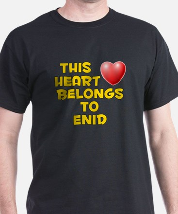This Heart: Enid (D) T-Shirt