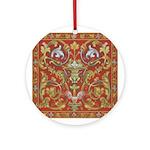 Spanish Ornate Ornament (Round)