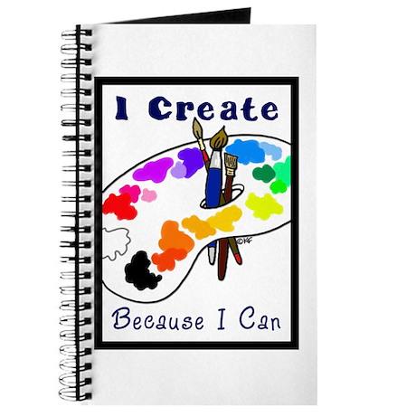 I create Journal