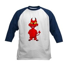 Cartoon Red Devil Tee