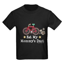 Mommy's Dust Cycling Bicycle T