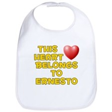 This Heart: Ernesto (D) Bib