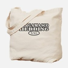 Bergamasco Herding Tote Bag