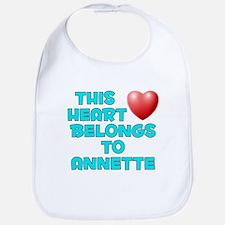 This Heart: Annette (E) Bib