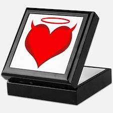 Saint or Sinner Valentine Keepsake Box