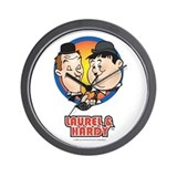 Laurel and hardy Wall Clocks