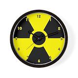 Physics Wall Clocks