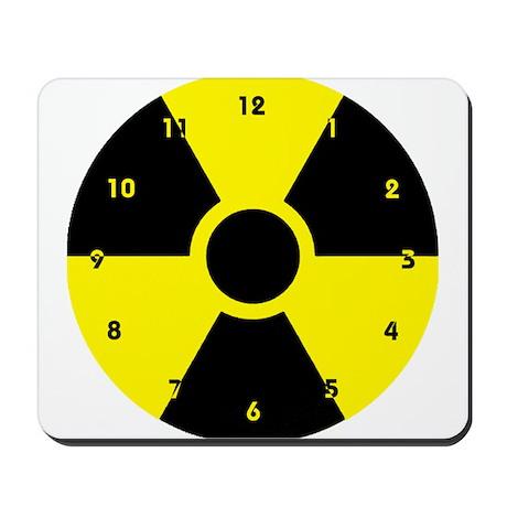 Atomic Clock Mousepad