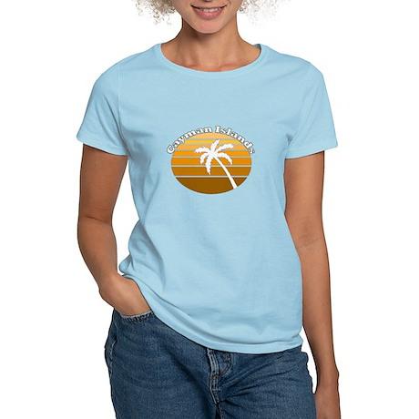 Cayman Islands Women's Light T-Shirt