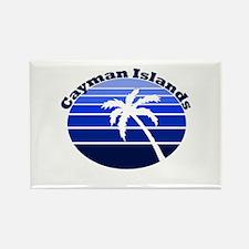 Cayman Islands Rectangle Magnet