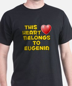 This Heart: Eugenia (D) T-Shirt