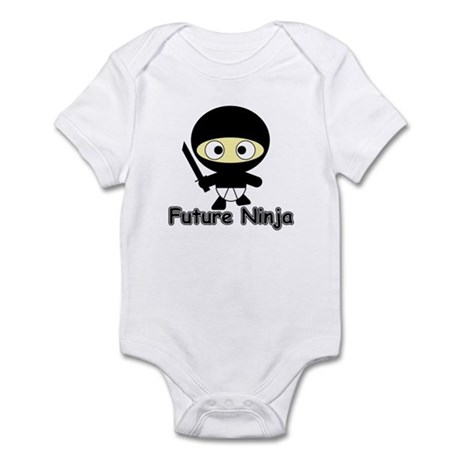Future Ninja Infant Bodysuit