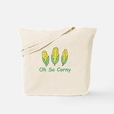 Oh so Corny Tote Bag