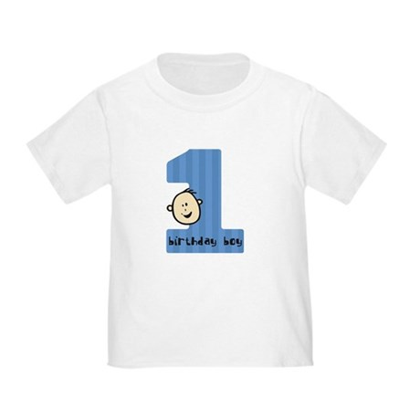 1st Birthday Boy T-shirt