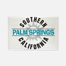Palm Springs California Rectangle Magnet