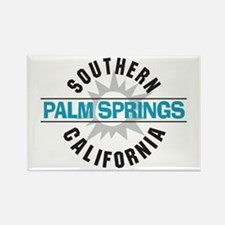 Palm Springs California Rectangle Magnet (10 pack)