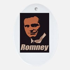 Romney Oval Ornament