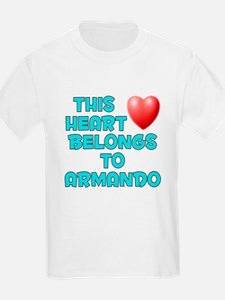 This Heart: Armando (E) T-Shirt
