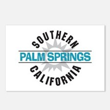 Palm Springs California Postcards (Package of 8)