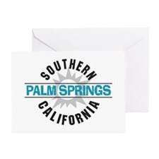 Palm Springs California Greeting Card