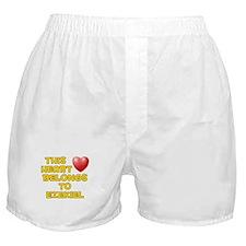 This Heart: Ezekiel (D) Boxer Shorts