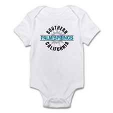 Palm Springs California Infant Bodysuit