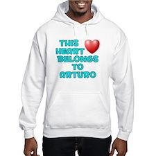 This Heart: Arturo (E) Hoodie