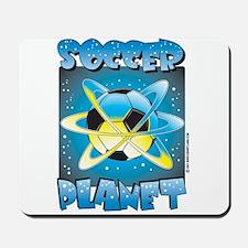 Soccer Planet @ eShirtLabs Mousepad