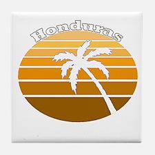 Honduras Tile Coaster