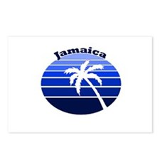 Jamaica Postcards (Package of 8)
