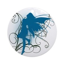 fairy Ornament (Round)