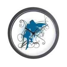 fairy Wall Clock