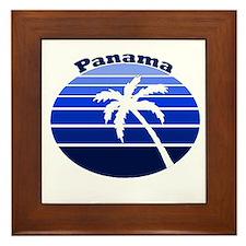 Panama Framed Tile