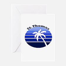 St. Thomas, USVI Greeting Cards (Pk of 10)