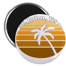 St. John, USVI Magnet