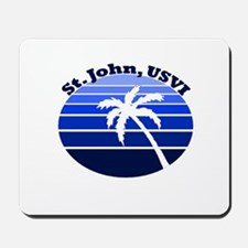 St. John, USVI Mousepad