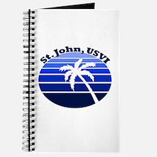 St. John, USVI Journal