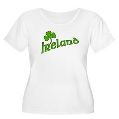 IRELAND with Shamrock T-Shirt