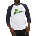 IRELAND with Shamrock Baseball Jersey