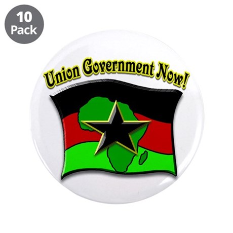 """Union Government Now! 3.5"""" Button (10 pack)"""