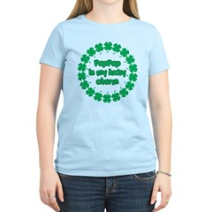 PapPap is My Lucky Charm Women's Light T-Shirt